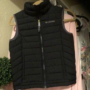 Columbia puffer light vest